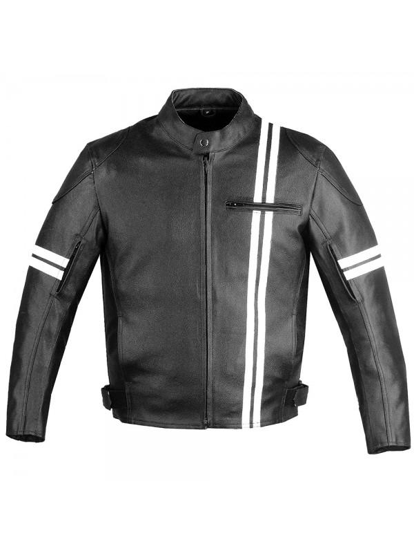 Motorbike Leather Jacket