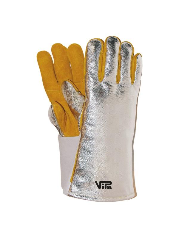 Heat Resistant Aluminized Gloves