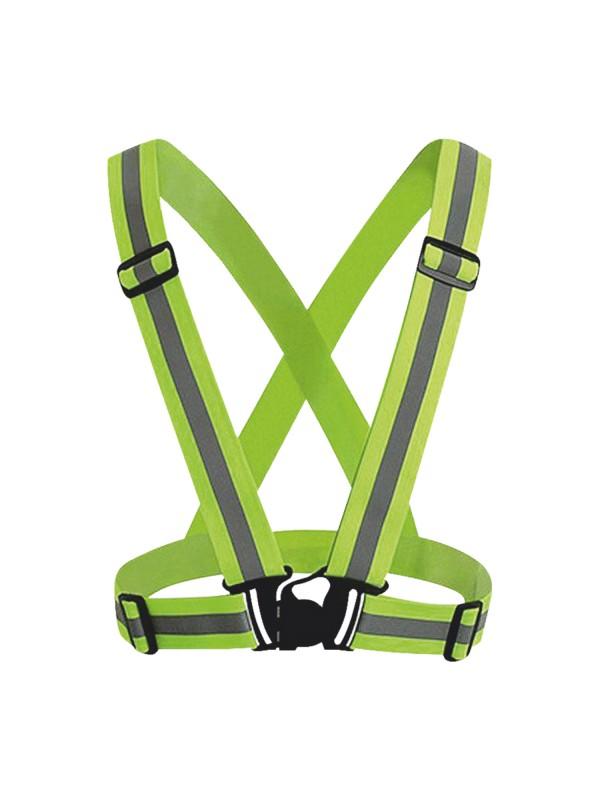 Hi Viz Safety Vest Belt